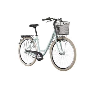 Vermont Rosedale 3s - Bicicleta urbana Mujer - verde/Turquesa
